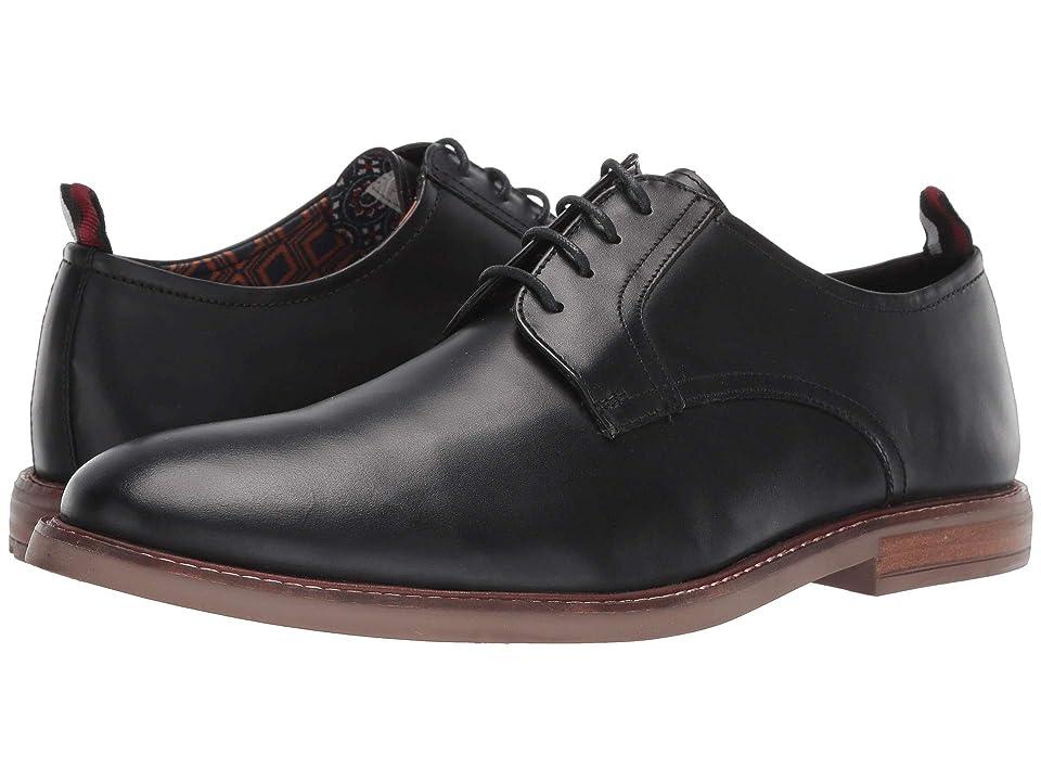 Ben Sherman Brent Plain Toe (Black) Men