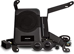 Alpine Electronics PSS-23WRA Powered Sound System Upgrade for 2018-Up 4-Door Jeep Wrangler JL Without The Factory Upgraded Sound System