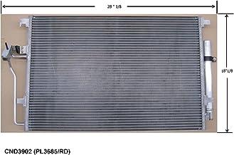 OE Replacement A/C Condenser DODGE VAN DODGE SPRINTER 2007-2009 (Partslink CH3030247)