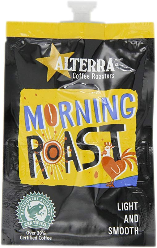 FLAVIA ALTERRA Coffee Morning Roast 20 Count Fresh Packs Pack Of 5