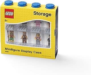 LEGO 40650005 8 Minifigure Small, Blue Display Case
