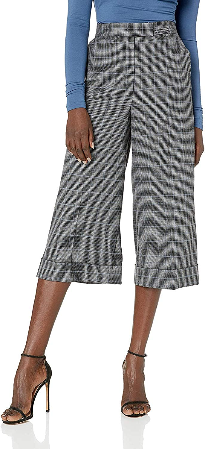 Anne Klein Women's Cuffed Culotte ※ラッピング ※ 送料無料限定セール中 Pants