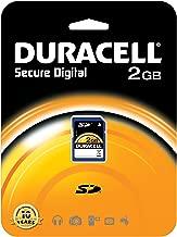 Duracell 2 GB Class 2 Secure Digital Card DU-SD-2048-R