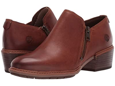 Timberland Sutherlin Bay Shootie (Medium Brown Full Grain) Women