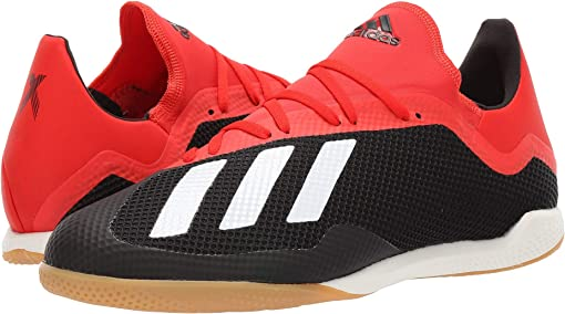 Core Black/Off-White/Active Red