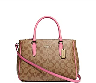 Coach Surrey Carryall In Signature Canvas F67026 IMCMY