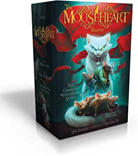 The Mouseheart Trilogy: Mouseheart; Hopper's Destiny; Return of the Forgotten