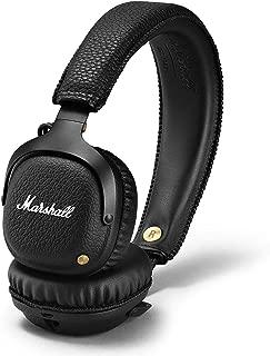 Marshall 马歇尔 Mid蓝牙耳机 黑色