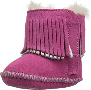 UGG Kids' I Branyon Fringe Boot