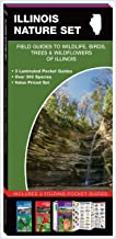 Illinois Nature Set: Field Guides to Wildlife, Birds, Trees & Wildflowers of Illinois
