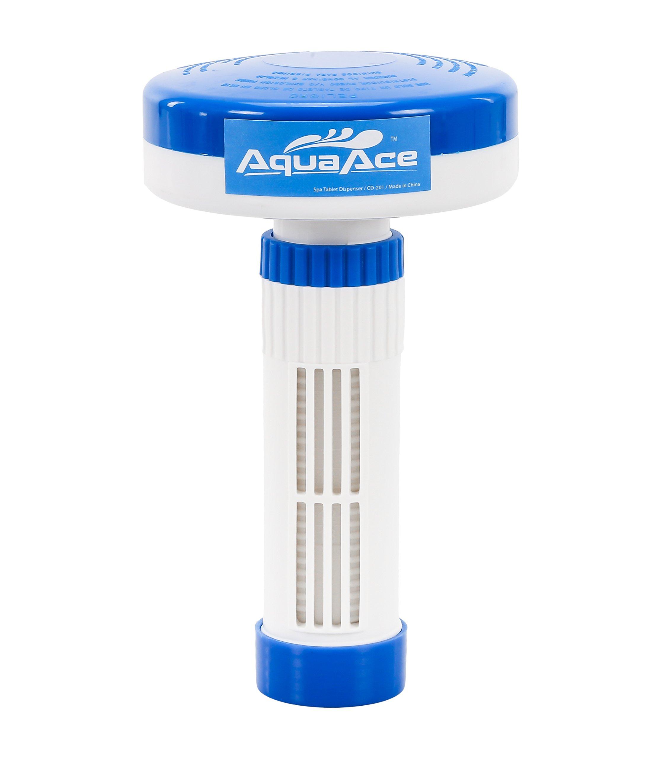 AquaAce Floating Dispenser Chlorine Adjustable
