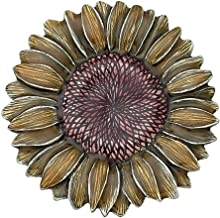 product image for Danforth - Sunflower/Summer Brooch Pin - Pewter - 1 3/4 Inches - Handcrafted - Made in USA