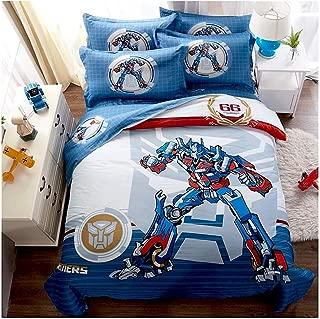 transformer bed sheets
