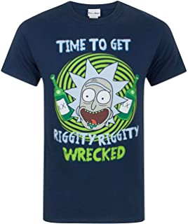 Riggity Riggity Wrecked Men's T-Shirt