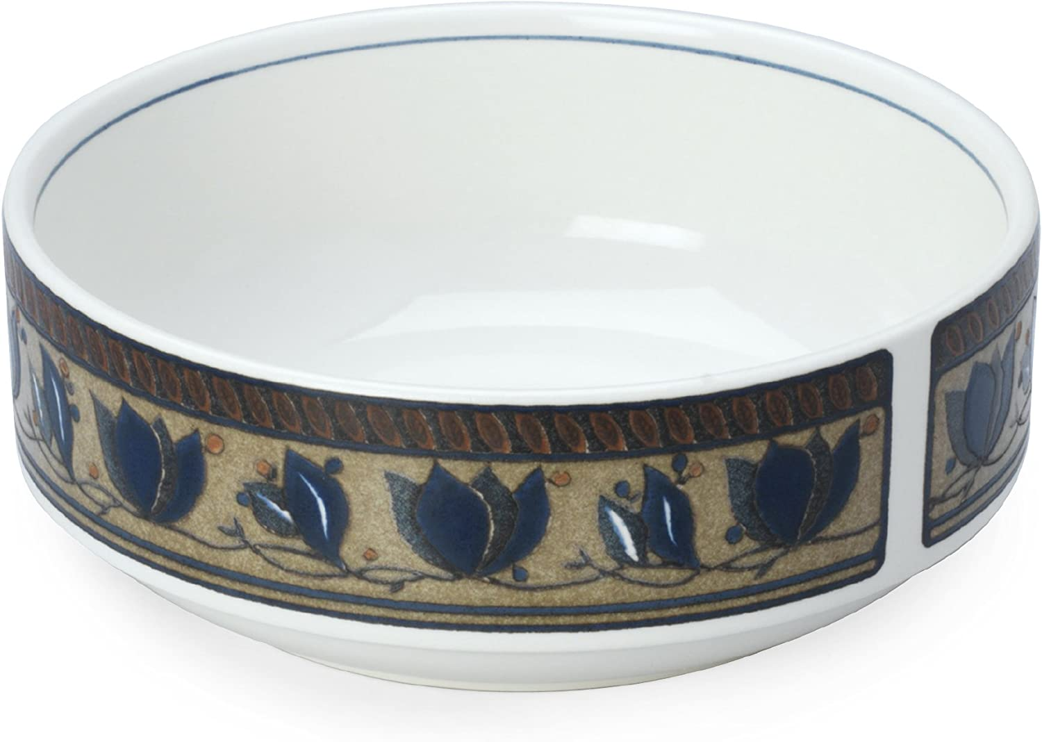Mikasa Tampa Mall Arabella Cereal Bowl 6.25-Inch Limited time trial price