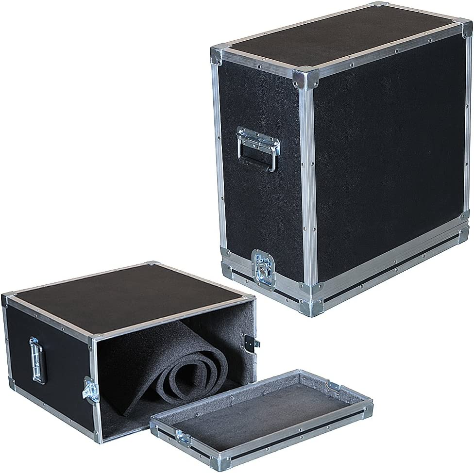 Amplifier 1 4 Free shipping on posting reviews Ply Light Max 43% OFF Duty Fits Budda ATA Superdr Economy Case