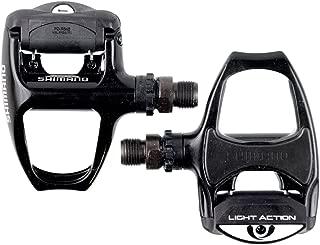 SHIMANO Tiagra PD-R540-LA SPD-SL Racing Pedal w/o Reflector; Black