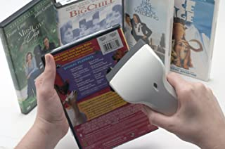 IntelliScanner Classic - Smart Book & Movie Organization Scanner