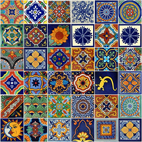 COLOR Y TRADICIÓN Mexican Tiles ...