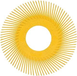 T M TM Roloc Quick-Change Attachment. PLASTILINUM Scotch-Brite Bristle Disc 07528 Roloc