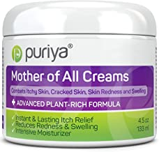 Puriya Daily Moisturizing Cream for Dry, Itchy and Sensitive Skin, Face and Body, Mother of All Creams for Extra Care of S...