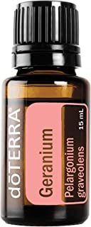 doTERRA, Geranium, Pelargonium graveolens, Pure Essential Oil, 15ml