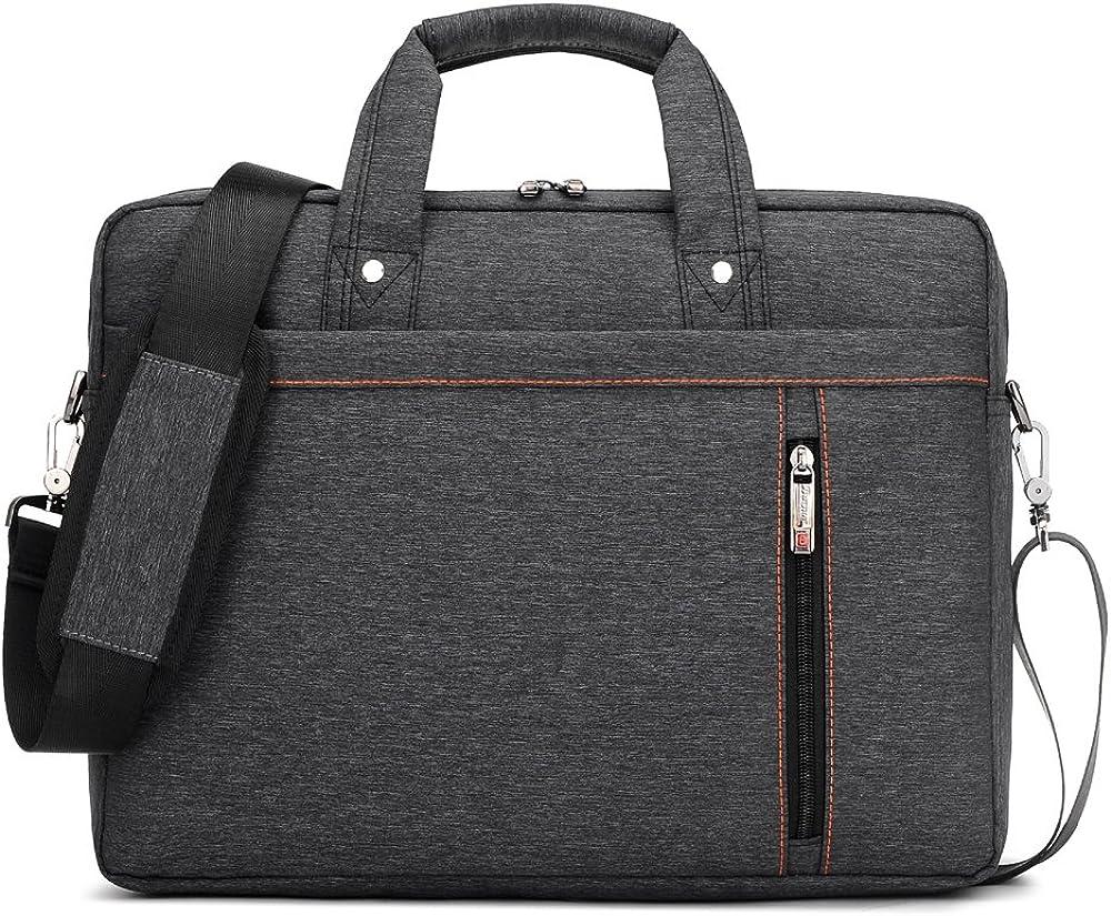 Very popular Burnur Waterproof Nylon 5 ☆ very popular Laptop Messenger C Shoulder Bag with