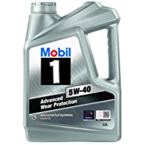Mobil 1 FS X2 5W-40 API SN Advanced Full Synthetic Engine Oil (3.5L)