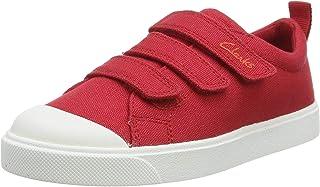 Clarks City Vibe K, Zapatillas Unisex niños