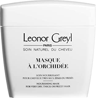Leonor Greyl Paris Masque A L'Orchidee - Deep Conditioning Mask for Dry, Thick or Frizzy Hair