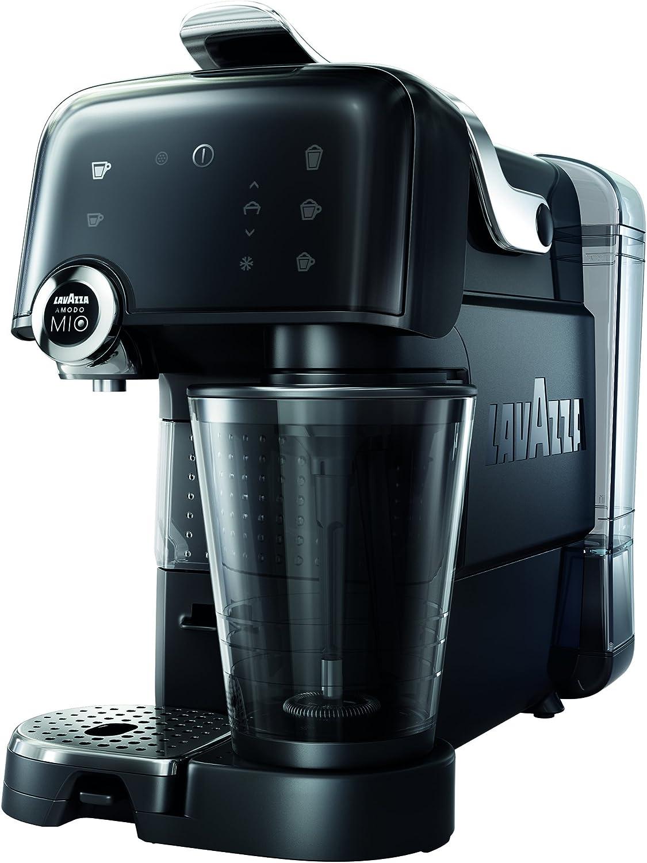 Lavazza LM7000 Fantasia mit integriertem Milchschumer, schwarz