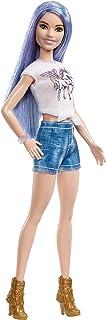 Barbie Fashionistas Doll - Purple glitter hair - Original FBR37_FJF48