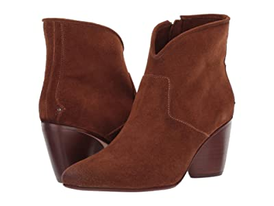 Two24 by Ariat Meadow Brook (Saddle Suede) Women