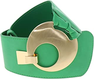FASHIONGEN - VANESSA leatherette large belt
