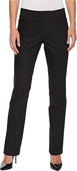 Liverpool - Graham Bootcut Trousers in Black