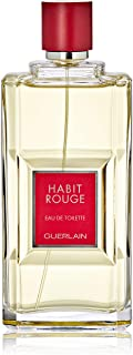 Guerlain Habit Rouge Eau de Toilette, 200ml