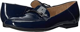 Inky Navy Patent Synthetic