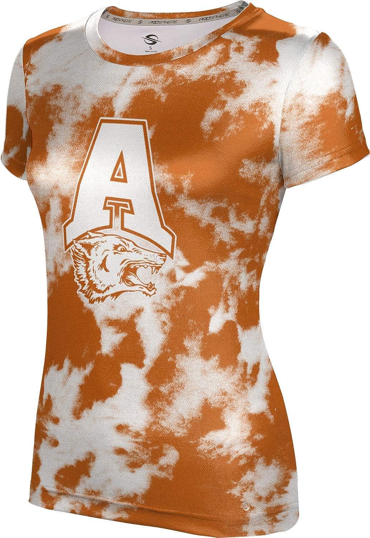 ProSphere Alice High School Girls' Performance T-Shirt (Grunge)