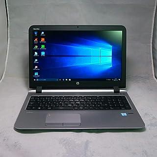 【新品SSD 240GB】【Microsoft Office2016搭載】【Win10搭載】 HP ProBook 450 G3第六世代 Core i5 6200u 2.3GHz 大容量メモリー8GB/新品SSD:240GB/15.6インチワイ...