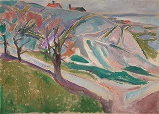Mejor Edvard Munch Landscapes de 2020 - Mejor valorados y revisados