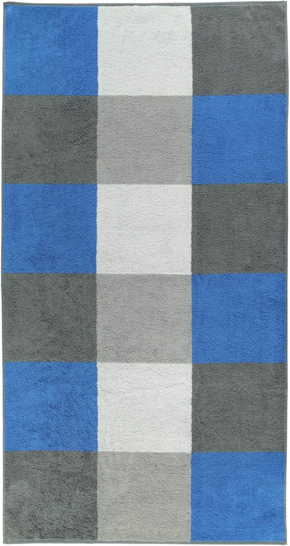 Cawö Duschtuch Studio 954   17 blau - 80 x 150 cm B07FN67R3C