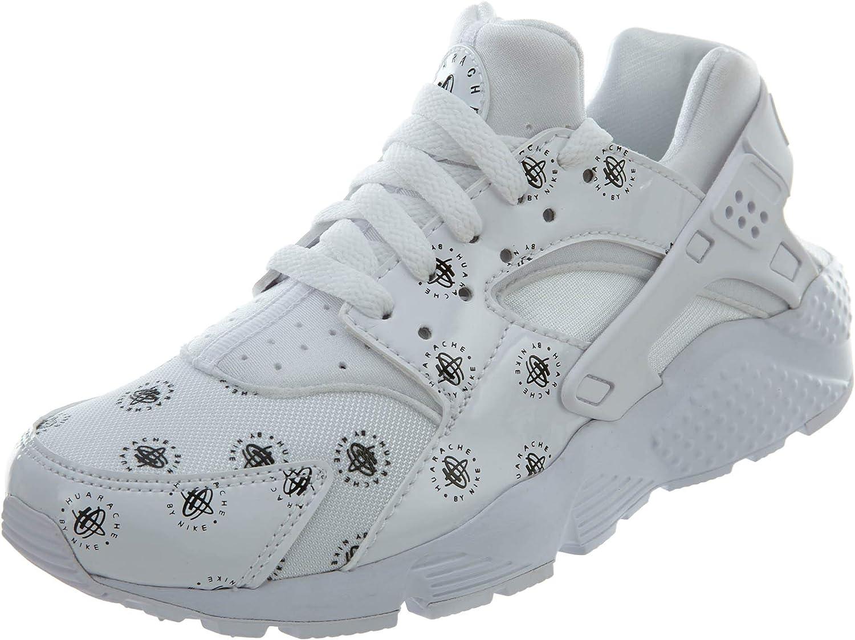 Nike herrar Huarache Huarache Huarache springa Se (gs) Low -Top skor, (vit  svart 001), 5.5 Storbritannien  autentisk online