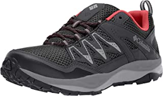 Columbia Women's Wayfinder Hiking Shoe, Breathable, High-Traction Grip
