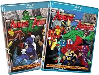 The Avengers: Earth's Mightiest Heroes Seasons 1-2
