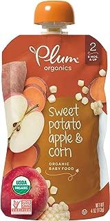 Best plum organics sweet potato corn & apple Reviews