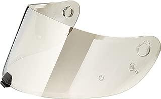 HJC Helmets HJ-20 Unisex-Adult Full-Face-Helmet-Style Replacement Helmet Face Shield (Silver,One Size)