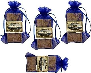 Pack of 4 Artisan Goat Milk Soaps - Mountain Man
