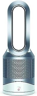 Dyson Pure Hot Cool ، تصفیه کننده هوا HP01 HEPA ، بخاری فضایی و فن سفید / نقره ای (تمدید شده)
