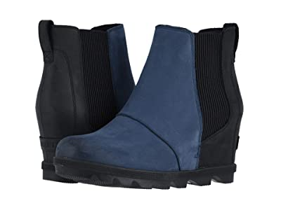 SOREL Joan of Arctictm Wedge II Chelsea (Collegiate Navy) Women