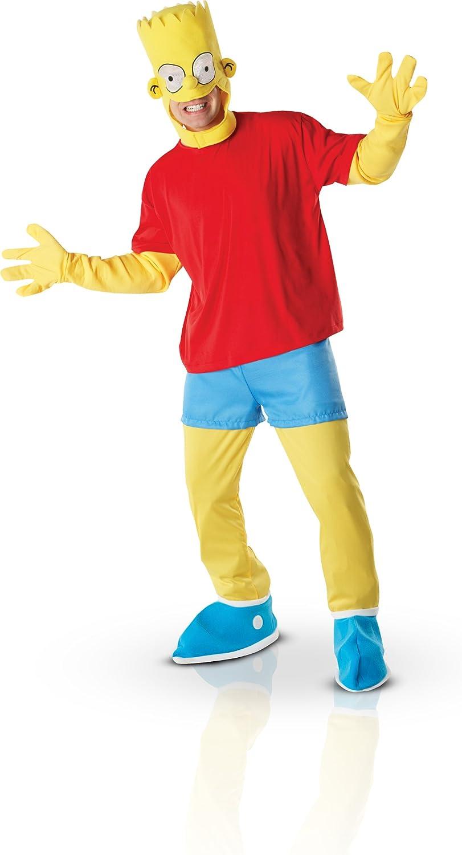 Rubie's-déguiseHommest officiel - Les Simpson - DéguiseHommest  Costume Bart  Adulte - Taille XL- I-880655XL